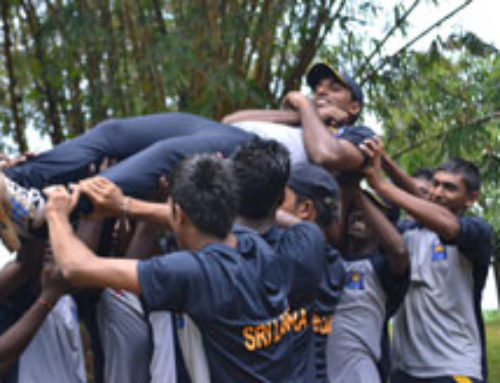 Sri Lanka Cricket – Under 19 World Cup Pool